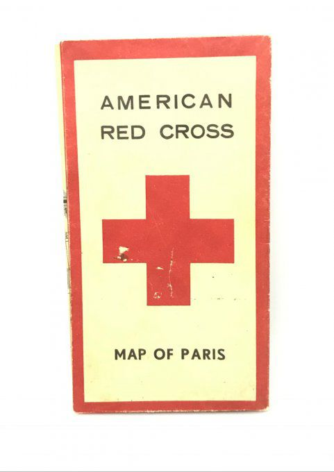 CARTE RED CROSS PARIS
